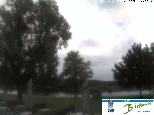 Bild der Webcam am Rothsee